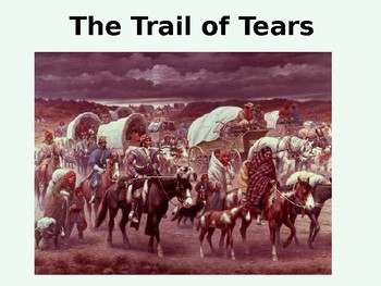 The Trail of Tears - An Illustrated History