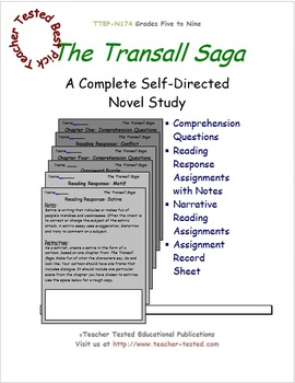 The Transall Saga: A Complete Novel Study
