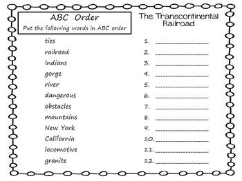 The Transcontinental Railroad - A True Book Series