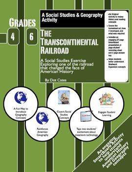 The Transcontinental Railroad: SmartBoard & Student Sheet