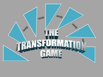 The Transformation Game