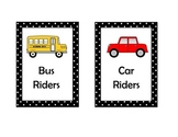 The Transportation Chart