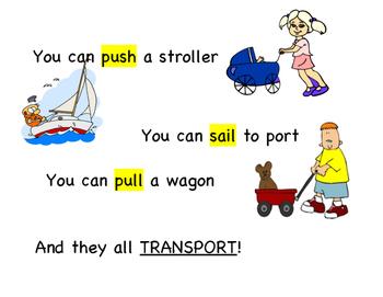 The Transportation Rap