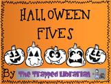 Halloween 5s Math Center