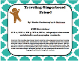 The Traveling Gingerbread Friend