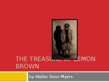 The Treasure of Lemon Brown Intro