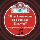 The Treasure of Lemon Brown Plot Diagram activity