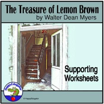 The Treasure of Lemon Brown Supporting Worksheets