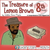 The Treasure of Lemon Brown by Walter Dean Myers Short Sto