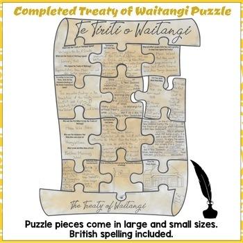 The Treaty Of Waitangi Reading Comprehension Activity Waitangi Day Year 3 & 4
