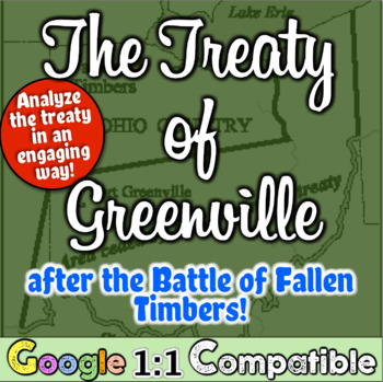 The Treaty of Greenville: Settling the Northwest Territory after Fallen Timbers!
