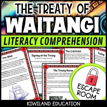 The Treaty of Waitangi Escape Room