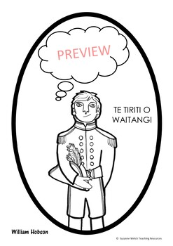 The Treaty of Waitangi – Thought Bubbles