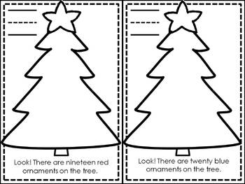 The Tree (A Christmas Themed Student Booklet)