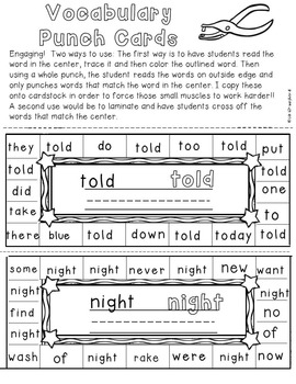 The Tree from Poppleton Forever, Journeys 1st Grade Unit 5 Lesson 21 Vocabulary