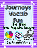 The Tree from Poppleton Forever, Journeys 1st Grade Unit 5 Lesson 21 Vocabulary