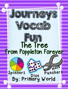 The Tree from Poppleton Forever, Journeys 1st Grade Unit 5