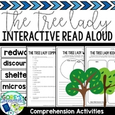 The Tree Lady Read Aloud Activities and Worksheets