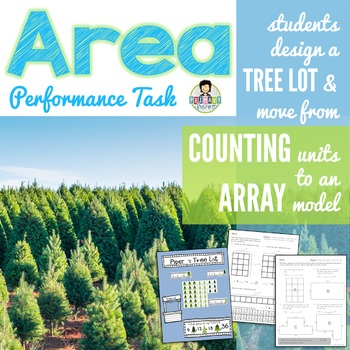 Area Performance Task ~Tree Lot~