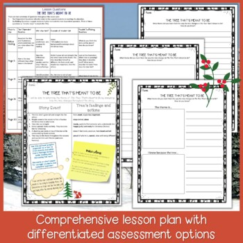 The Tree That's Meant to Be Lesson Plan and Book Companion