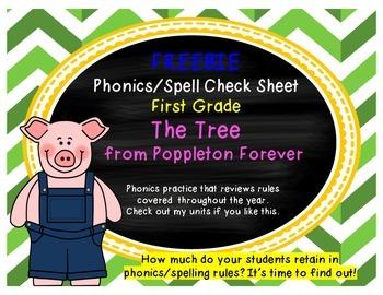 The Tree from Poppleton Forever 1st Grade Unit 5 Lesson 21