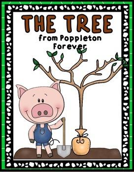 The Tree from Poppleton Forever Journeys