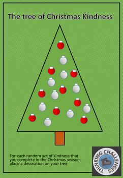 The Tree of Christmas Kindness