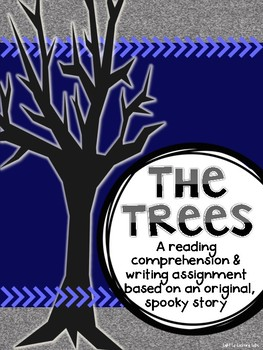 The Trees: Reading Comprehension & Writing Activity for Up