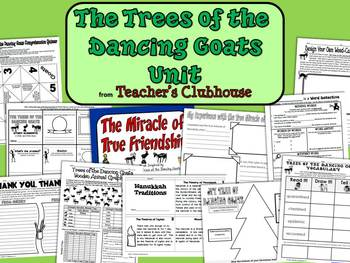 The Trees of the Dancing Goats Unit from Teacher's Clubhouse