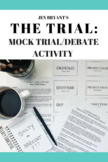 The Trial (Jen Bryant): Mock Trial/Debate Culminating Activity