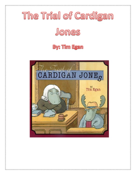The Trial of Cardigan Jones