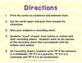 The Trial of Cardigan Jones (Journeys L.2, 3rd Grade) SENTENCES Task Cards/Scoot
