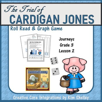 The Trial of Cardigan Jones Roll Read Graph