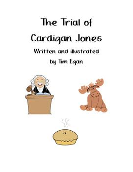 The Trial of Cardigan Jones STAAR Stemmed Quiz