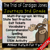 The Trial of Cardigan Jones Ultimate Pack: Third Grade Journeys