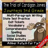The Trial of Cardigan Jones Ultimate Pack: 3rd Grade Journ