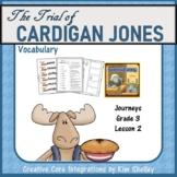 The Trial of Cardigan Jones Vocabulary