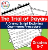 Courtroom Mock Trial | Reader's Theatre