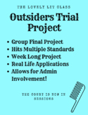 The Trial of Johnny Cade (Outsiders Final Project)