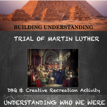 The Trial of Martin Luther