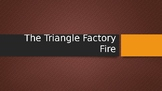 The Triangle Factory Fire-History Writing PowerPoint