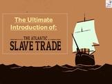 The Triangular Trade (Slave Trade)