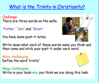 The Trinity: Christianity