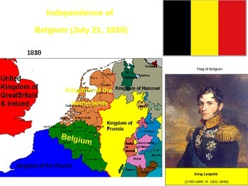 The Triumph of Nationalism Powerpoint & Notes (5.5)