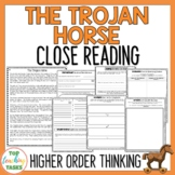 The Trojan Horse Traditional Literature Comprehension Passages and Questions