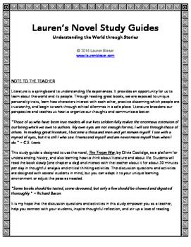 The Trojan War Literature Study Guide