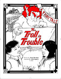 The Troll In Trouble Bilingual Hmong /English Original Fairytale