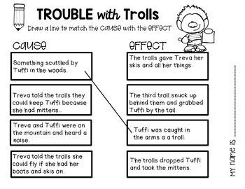 Trouble with Trolls BUNDLE