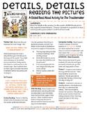 The Troublemaker by Lauren Castillo Activity for Global Read Aloud #GRA16