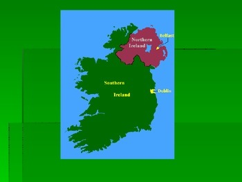 The Troubles: Northern Ireland